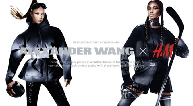 Shopping Alexander Wang's collection… Some tips and pieces of advice!