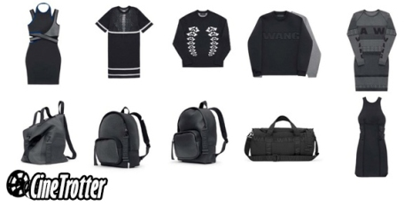 Wang's collection for H&M
