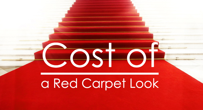 a million dollar look how much does a red carpet look really cost cinetrotter. Black Bedroom Furniture Sets. Home Design Ideas