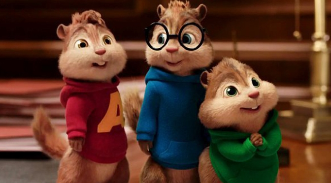 Trailer of the new Alvin & the Chipmunks: The Road Chip | Expected release date: December 18, 2015