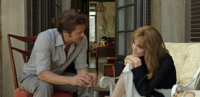 Trailer of Angelina Jolie & Brad Pitt's By The Sea… In theaters on November 26!