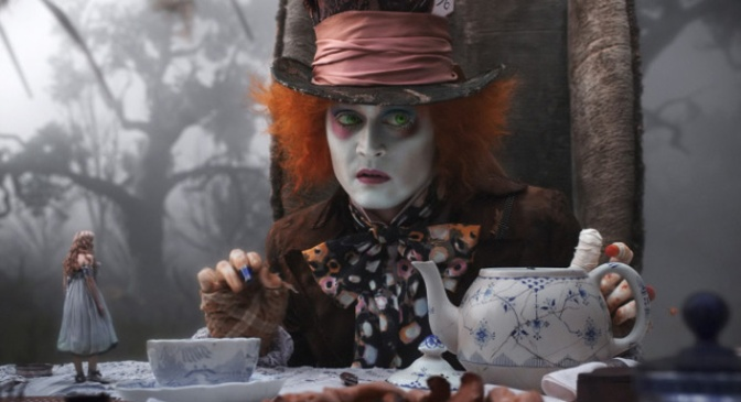 First look: Trailer of Disney's Alice Through the Looking Glass | Expected to be released in May 2016