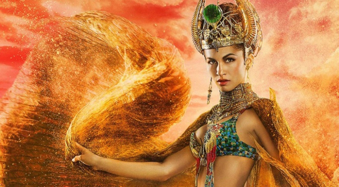 Trailer of Alex Proyas' Gods of Egypt | To be released in February!