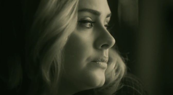 Adele's Hello Turns into a Movie!