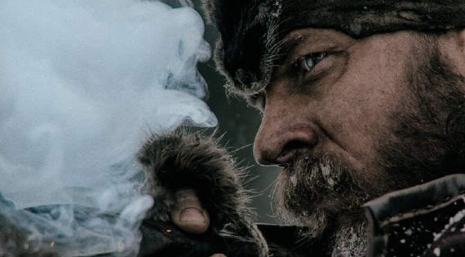 Leonardo DiCaprio in Iñárritu's The Revenant | January 8