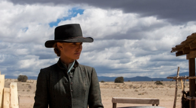 Natalie Portman & Ewan McGregor in Jane Got a Gun | January 2016