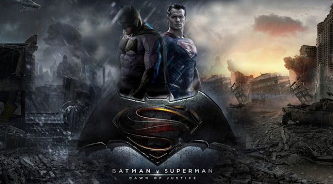 Sneak Peek of Batman V Superman: Dawn Of Justice!