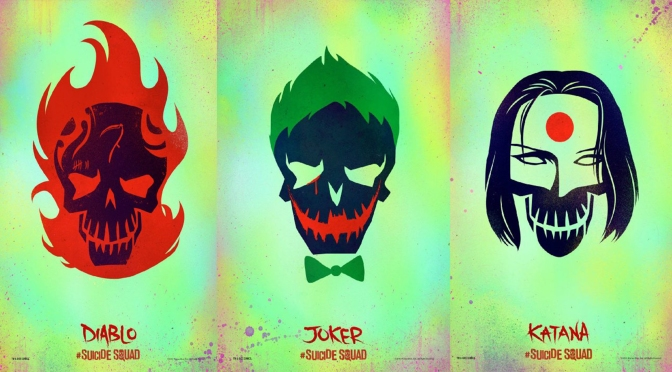 Warner Bros. Released the First Official Trailer of Suicide Squad!