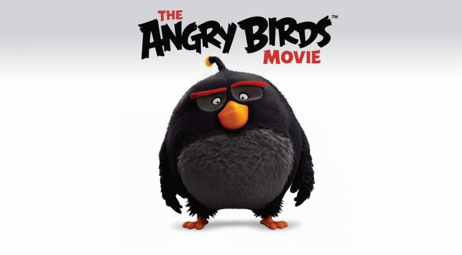 The Angry Birds Movie in Cinemas in May 2016!