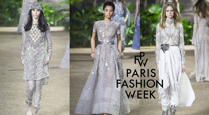 Elie Saab's Journey to India!