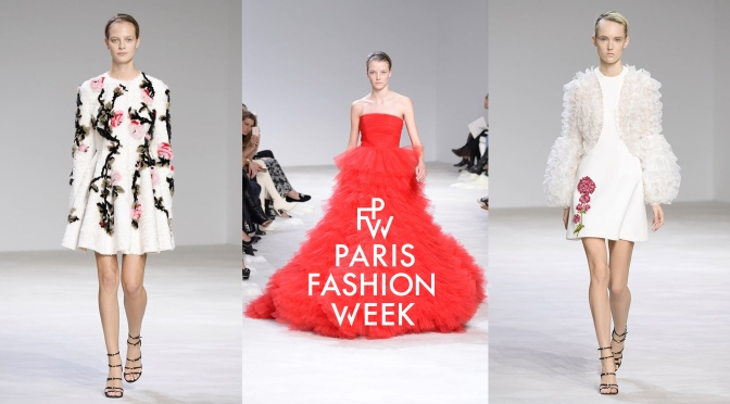Giambattista Valli's Fluffy Dream