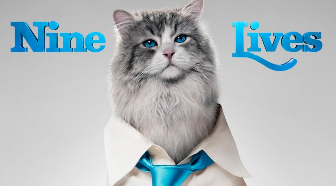 Garner and Spacey this Summer in Nine Lives!