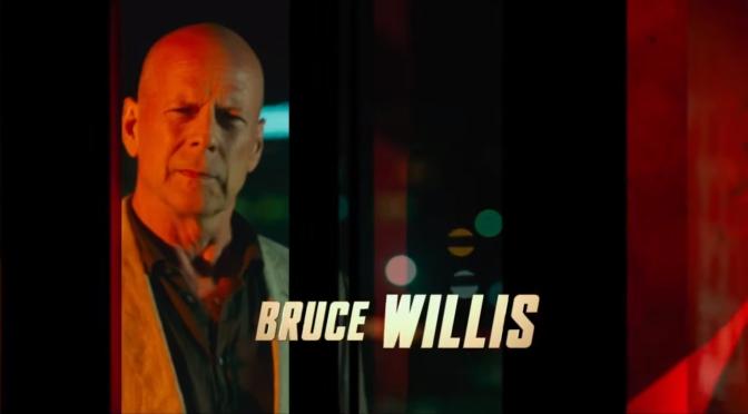 Bruce Willis in 'Precious Cargo' this April!