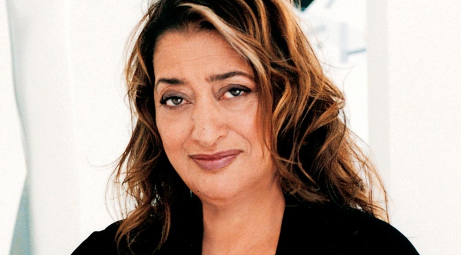 How Zaha Hadid was of Major Influence on Fashion