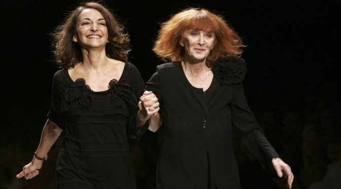 Sonia Rykiel: The Queen of Knitwear Dies at 86