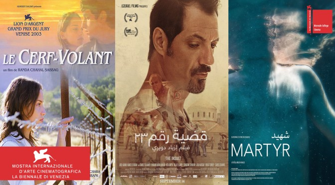 Lebanese Cinema's Journey at the Venice Film Festival throughout the years