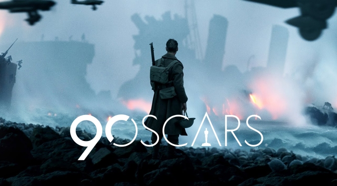 Oscar Predictions 2018: Dunkirk Might Take the Lead!